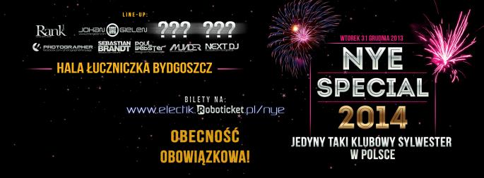 NEW YEARS EVE SPECIAL 2014